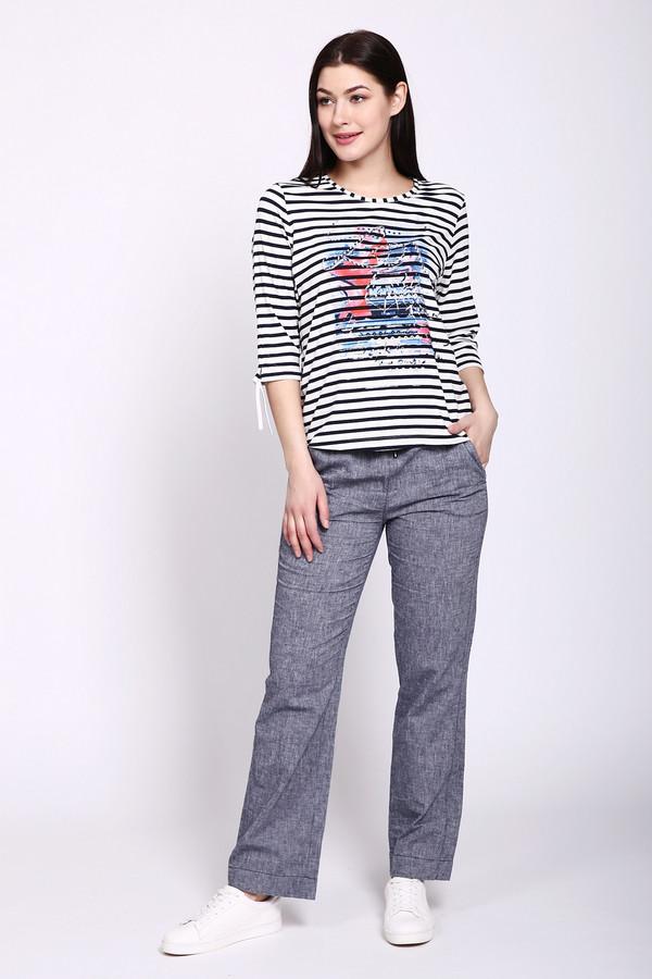 женские брюки via appia, разноцветные