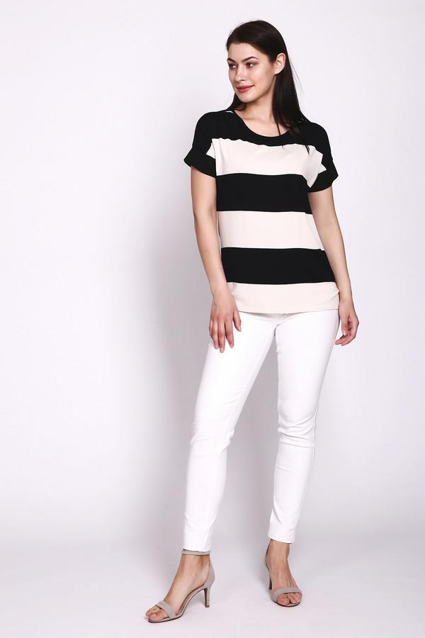 женские брюки taifun, белые