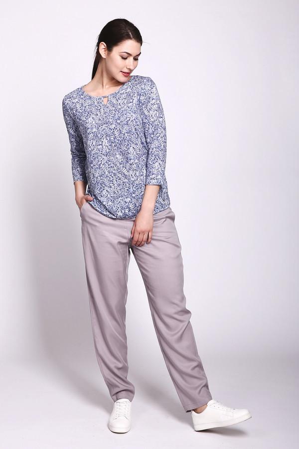 женские брюки taifun, серые