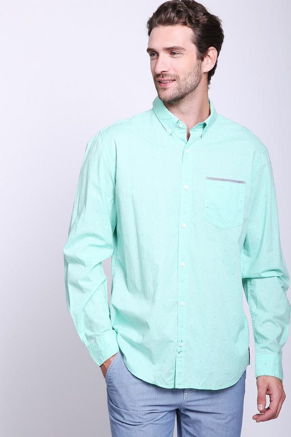 Купить Рубашка с длинным рукавом s.Oliver, Индия, Зелёный, хлопок 100%
