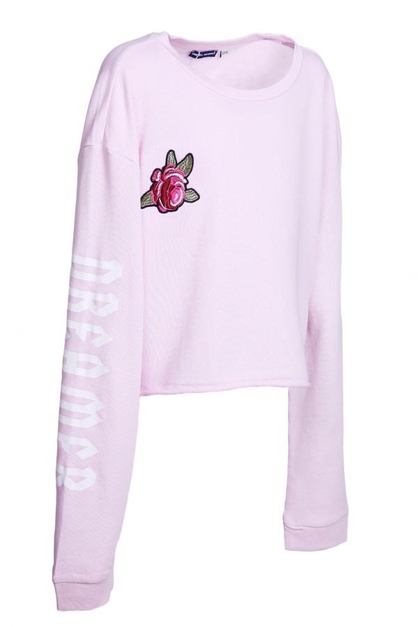 джемпер original marines для девочки, розовый