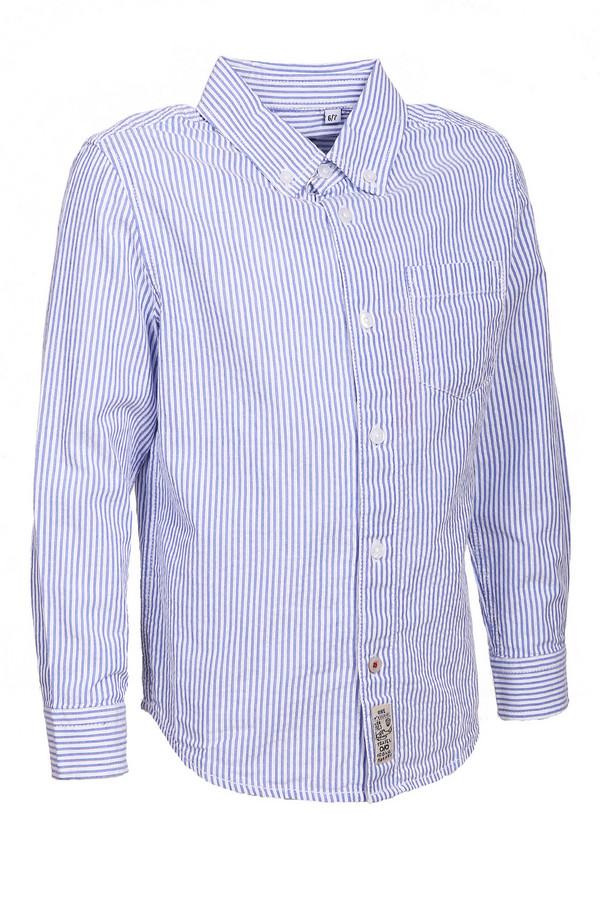 Купить Рубашка Original Marines, Бангладеш, Голубой, см. на вшивном ярлыке 0%