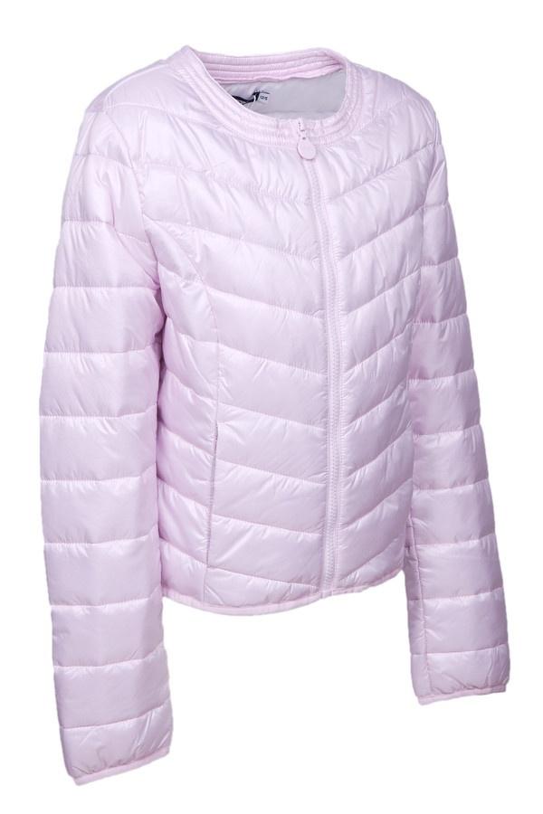 куртка original marines для девочки, розовая