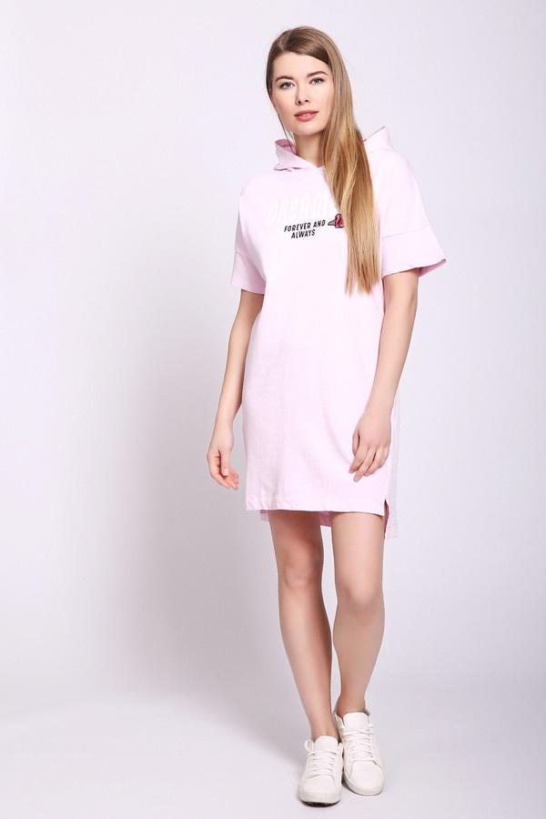 платье original marines для девочки, розовое
