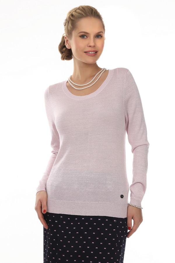 Пуловер Via AppiaПуловеры<br>Пуловер для женщин от бренда Via Appia. Это стильный пуловер светло-розового цвета, с глубоким круглым вырезом и длинным рукавом. Благодаря уникальному материалу, изделие приятно к телу.<br><br>Размер RU: 50<br>Пол: Женский<br>Возраст: Взрослый<br>Материал: вискоза 75%, полиэстер 16%, металл 9%<br>Цвет: Розовый