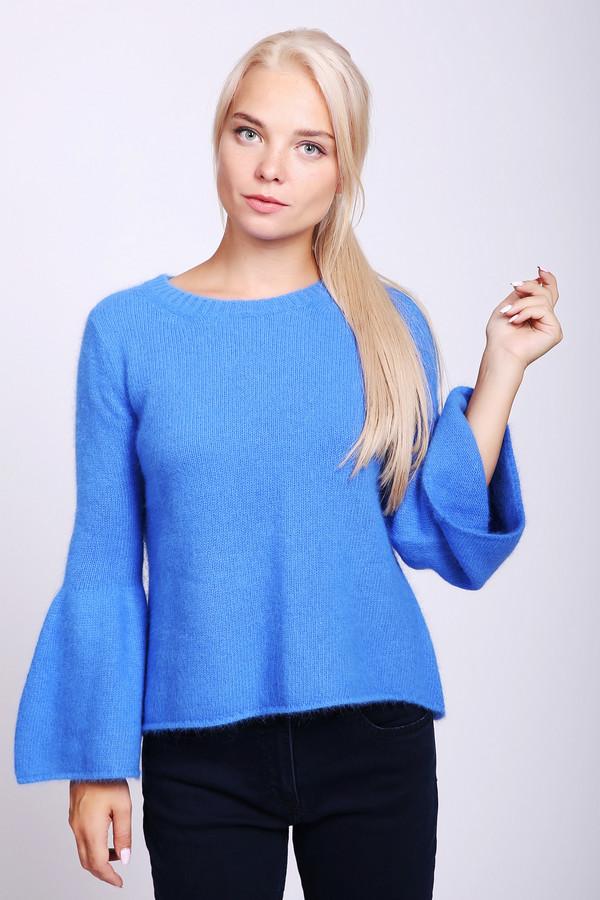 женский пуловер just valeri, разноцветный