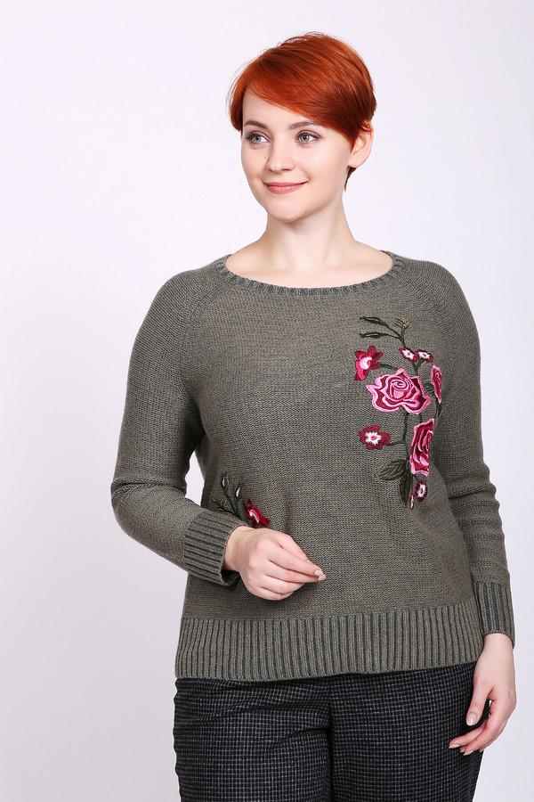 Купить Пуловер Pezzo, Китай, Зелёный, полиамид 20%, полиэстер 30%, шерсть 5%, вискоза 40%, ангора 5%