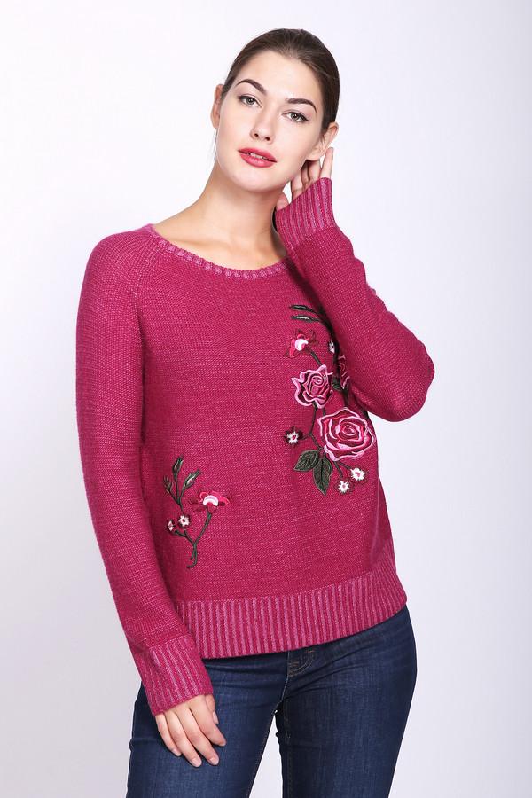Купить Пуловер Pezzo, Китай, Розовый, полиамид 20%, полиэстер 30%, шерсть 5%, вискоза 40%, ангора 5%