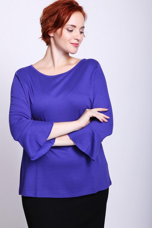 женская футболка betty barclay, сиреневая