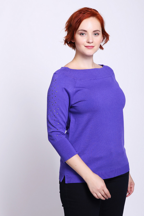 Купить Пуловер Betty Barclay, Китай, Сиреневый, полиамид 20%, вискоза 80%