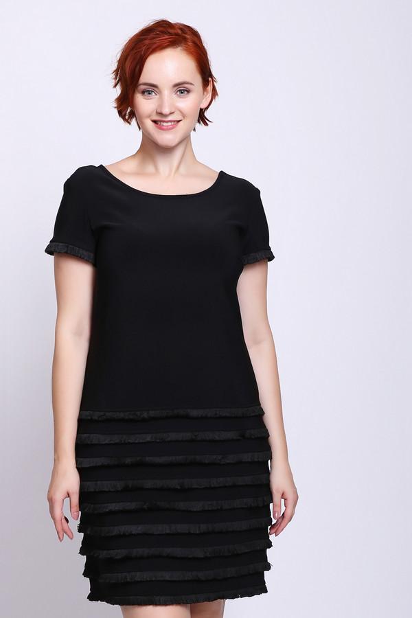 Платье  Чёрный цвета