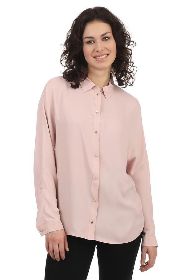 Блузa Gerry WeberБлузы<br>Стильная бежевая блуза из полиэстера с длинными рукавами. Кремово-бежевый цвет придаст романтичности вашему облику. Такой цвет является трендом не только этого сезона, но и года. Блуза была бы довольно простой, если бы ее не дополняли небольшие позолоченные пуговицы. Благодаря свободному покрою, блуза очень стильно выглядит как снаружи, так и заправленной в  брюки  или же  юбку карандаш .<br><br>Размер RU: 48<br>Пол: Женский<br>Возраст: Взрослый<br>Материал: полиэстер 100%<br>Цвет: Бежевый