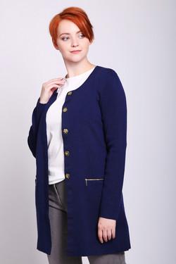Жакет Pezzo, цвет Синий, размер 52RU