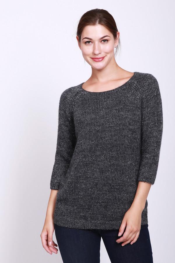 Купить Пуловер Pezzo, Китай, Серый, полиамид 26%, полиэстер 9%, металл 5%, акрил 47%, мохер 13%