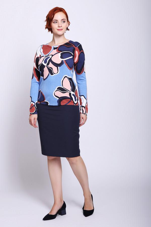 женская юбка gerry weber, синяя