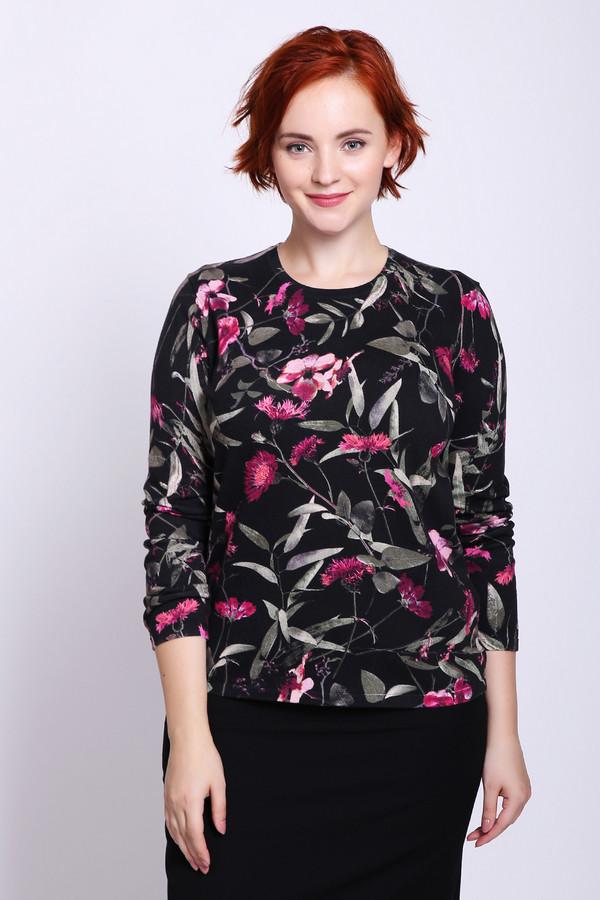 женский пуловер gerry weber, черный