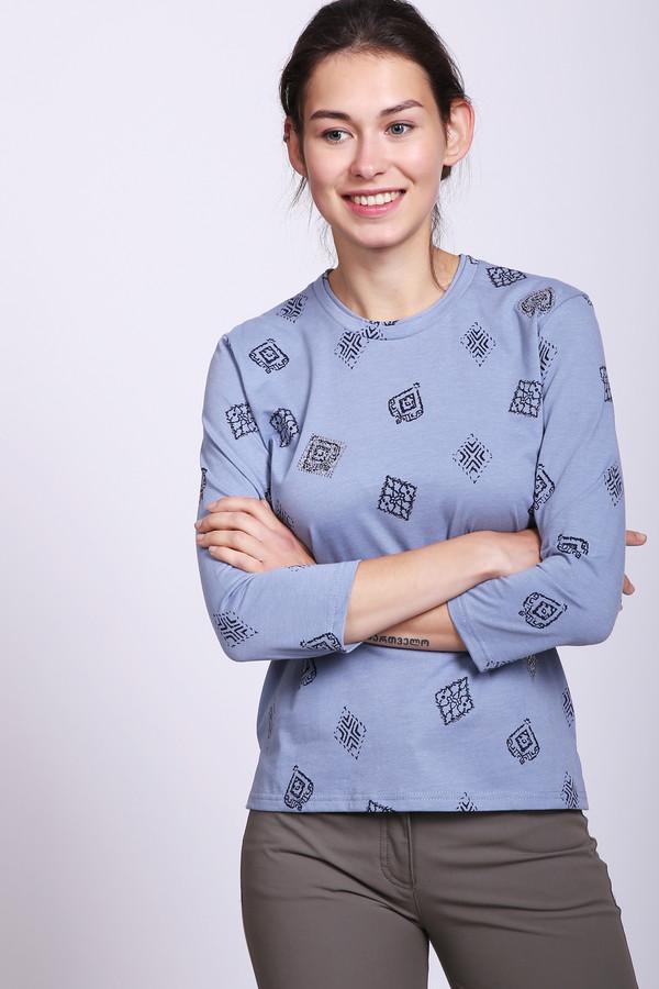 женская футболка pezzo, сиреневая