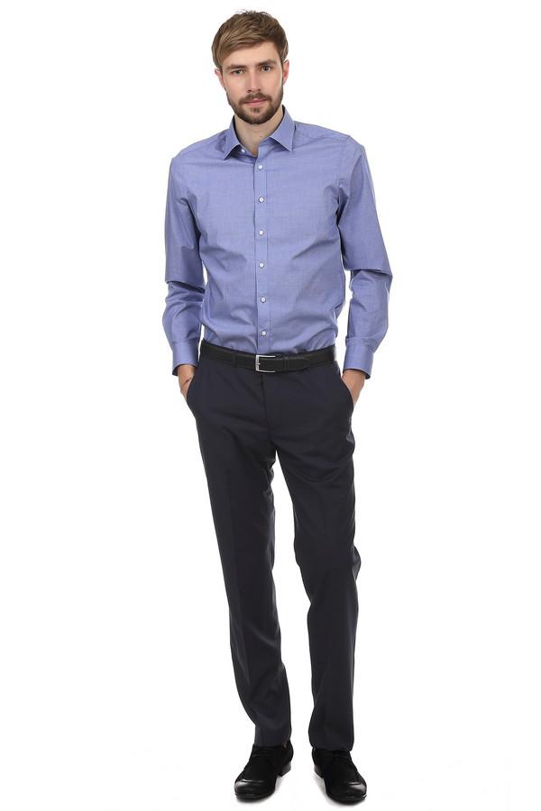 Классические брюки DigelКлассические брюки<br>Шерстяные классические брюки от бренда Digel прямого кроя представлены в темно-синем цвете. Изделие дополнено: поясом с шлевками для ремня, двумя боковыми карманами, сзади двумя прорезными карманами с застежкой на пуговицу. Центральная застежка на молнию с пуговицей. Брюки идеально смотрятся с  пиджаком Digel .<br><br>Размер RU: 56<br>Пол: Мужской<br>Возраст: Взрослый<br>Материал: шерсть 100%<br>Цвет: Синий