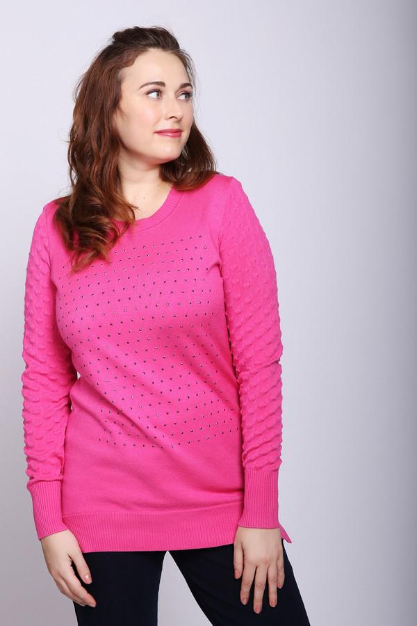 женский пуловер eugen klein, розовый