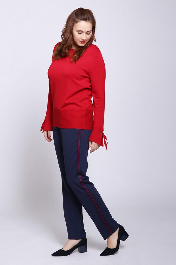 женские брюки rabe collection, синие