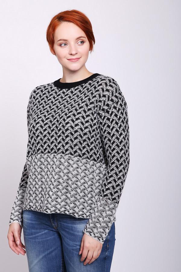 женский пуловер via appia, серый
