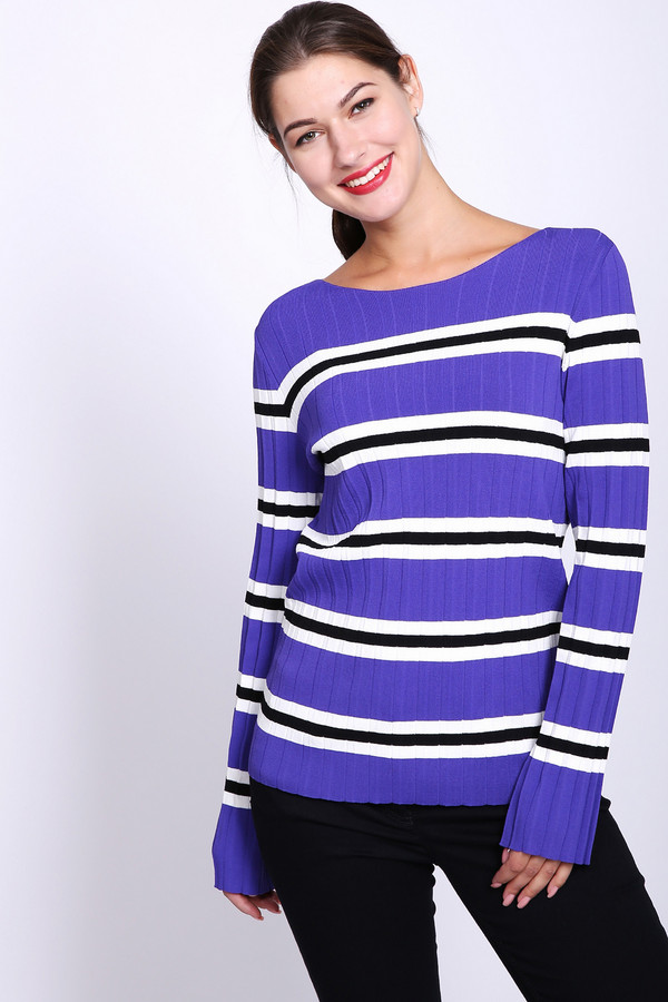 Купить Пуловер Betty Barclay, Китай, Сиреневый, вискоза 65%, полиамид 35%