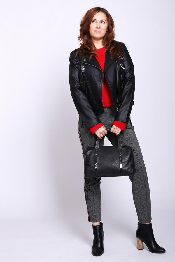 женская куртка taifun, черная