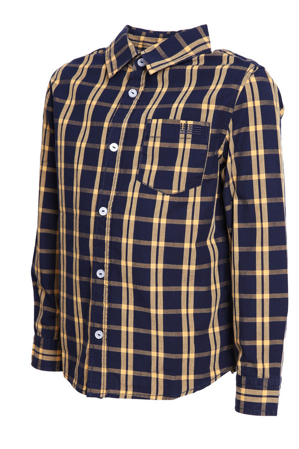 Купить Рубашка Original Marines, Бангладеш, Разноцветный, см. на вшивном ярлыке 0%