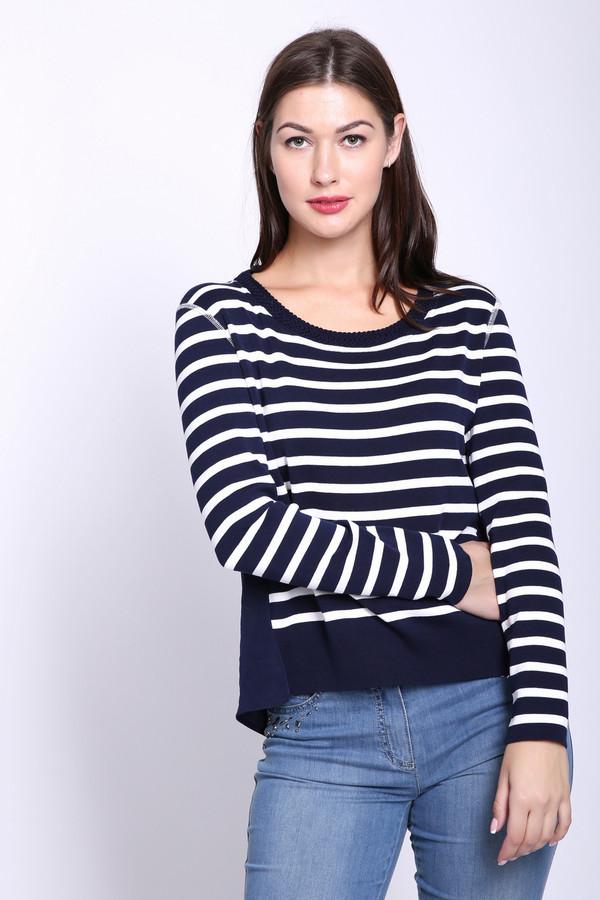 Купить Пуловер Marc Cain, Румыния, Синий, хлопок 100%