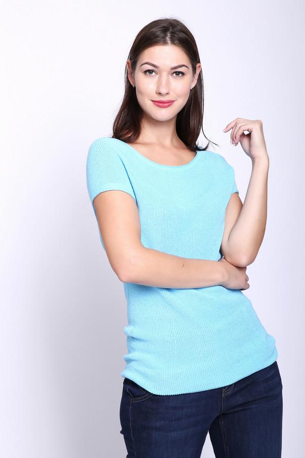 Купить Пуловер Marc Cain, Германия, Голубой, хлопок 100%