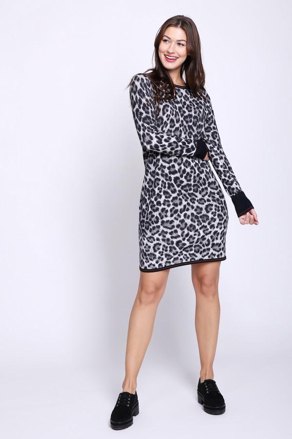 Купить Платье Betty Barclay, Китай, Разноцветный, полиамид 19%, вискоза 81%