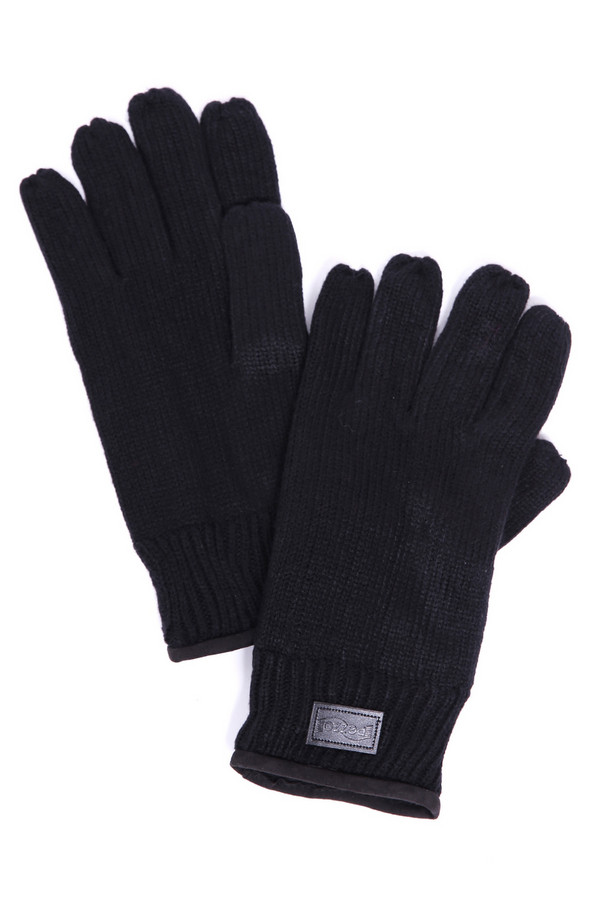 мужские перчатки pezzo, черные