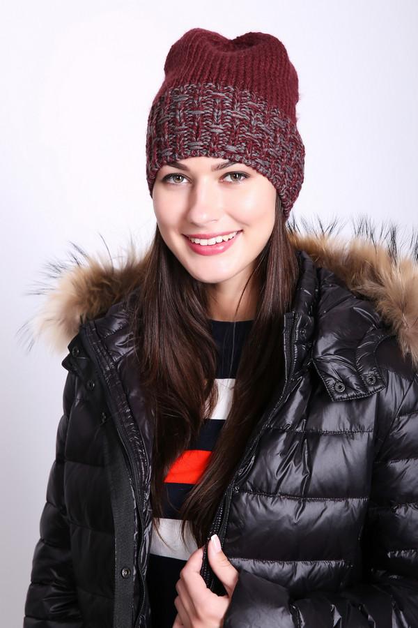 женская шапка wegener, разноцветная