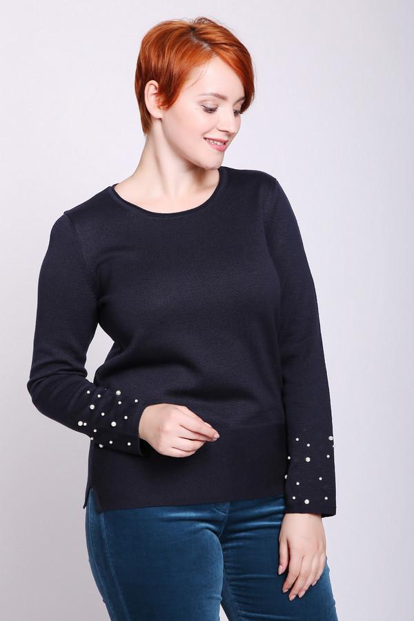 женский пуловер olsen, синий