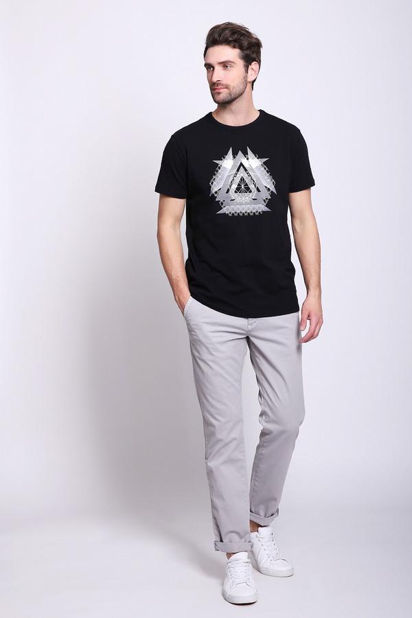 мужские брюки mac, серые
