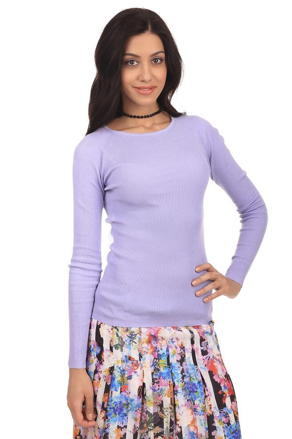 Пуловер PezzoПуловеры<br>Классический женский пуловер фирмы Pezzo. Это трикотажный пуловер сиреневого цвета. Изделие дополнено: круглым вырезом и длинным рукавом. Он выполнен из шелка с небольшим процентом полиамида и эластана.<br><br>Размер RU: 46<br>Пол: Женский<br>Возраст: Взрослый<br>Материал: эластан 5%, полиамид 32%, шелк 63%<br>Цвет: Сиреневый