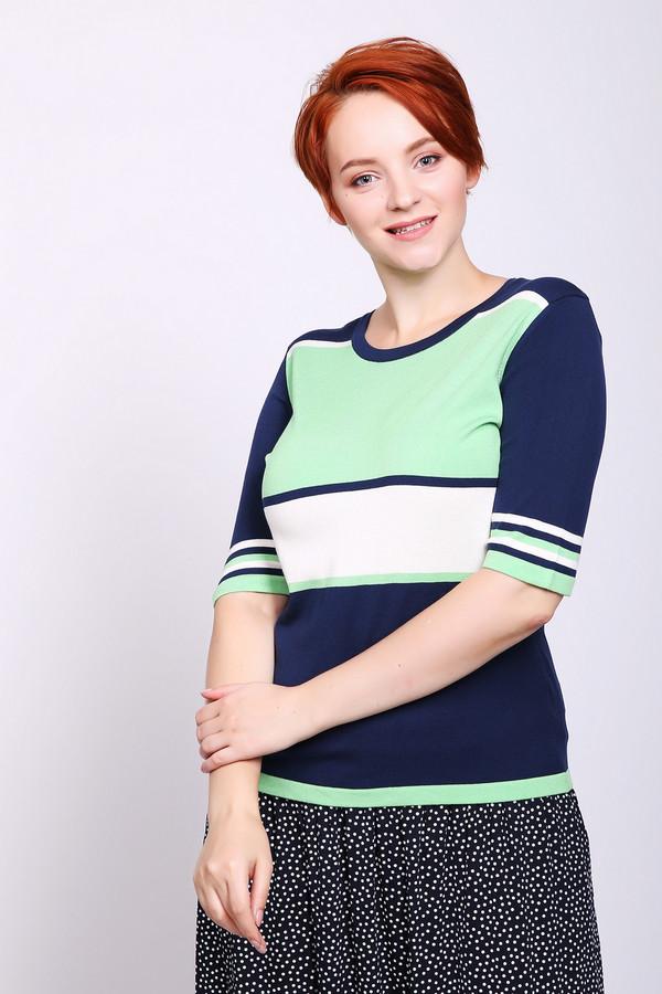 женский пуловер eugen klein, разноцветный