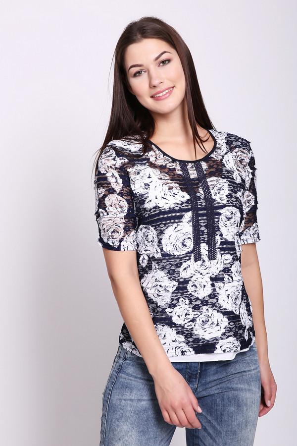 женская футболка eugen klein, разноцветная