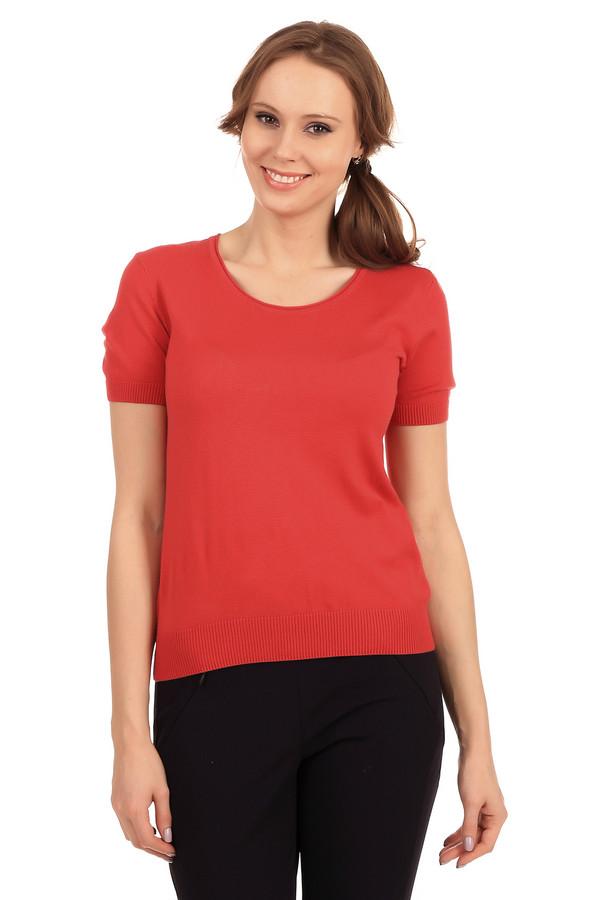 Пуловер PezzoПуловеры<br>Классический женский пуловер от бренда Pezzo. Это пуловер красного цвета, дополненный круглым вырезом и рукавом длиной до середины плеча с резинками. Данный пуловер сделан из вискозы с добавлением полиамида.<br><br>Размер RU: 48<br>Пол: Женский<br>Возраст: Взрослый<br>Материал: полиамид 19%, вискоза 81%<br>Цвет: Красный