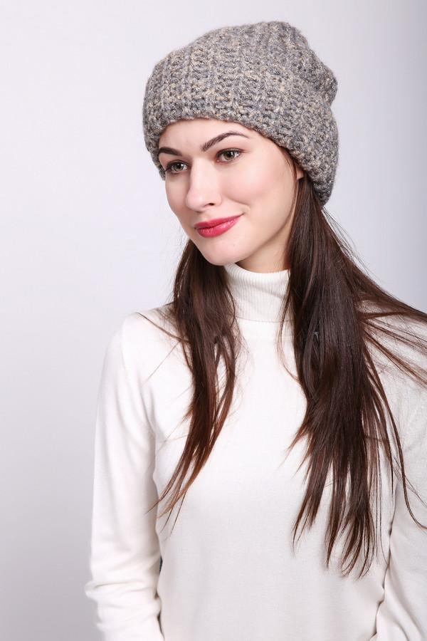 женская шапка seeberger, разноцветная