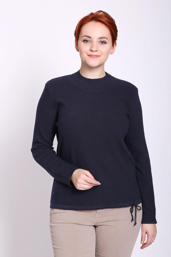 женский пуловер eugen klein, синий