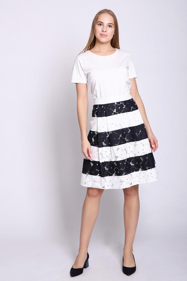 женская юбка taifun, разноцветная