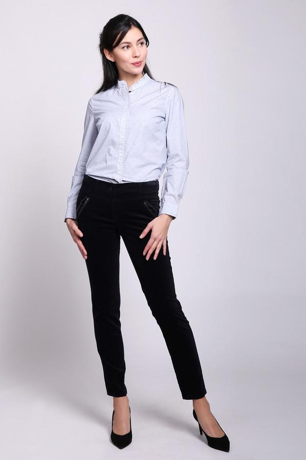 женские брюки taifun, черные