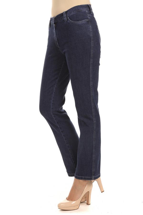 Модные джинсы MicheleМодные джинсы<br>Женские джинсы от бренда Michele выполнены из темно-синего денима. Это джинсы прямого покроя, средней посадки, стандартной длины. Изделие дополнено: пятью стандартными карманами и застежкой-молния с пуговицей. Задние карманы этих джинс украшены аппликацией из голубых страз разного размера. Джинсы пошиты из прочного, материала, который обладает стрейчевыми свойствами и являются стильной, практичной и удобной вещью.<br><br>Размер RU: 42<br>Пол: Женский<br>Возраст: Взрослый<br>Материал: эластан 2%, полиэстер 5%, хлопок 93%<br>Цвет: Синий