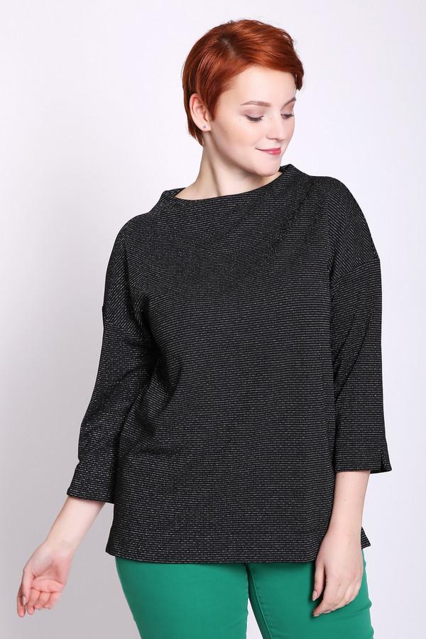 Пуловер Gerry WeberПуловеры<br>Пуловер женский серого цвета фирмы Gerry Weber. Модель выполнена прямым фасоном. Изделие дополнено овальным воротом, приспущенными рукавами 3/4 длинны. Ткань состоит из 6% эластана, 44%вискозы, 47% полиэстера, 3% полиамида. Гармонировать можно с различными брюками.