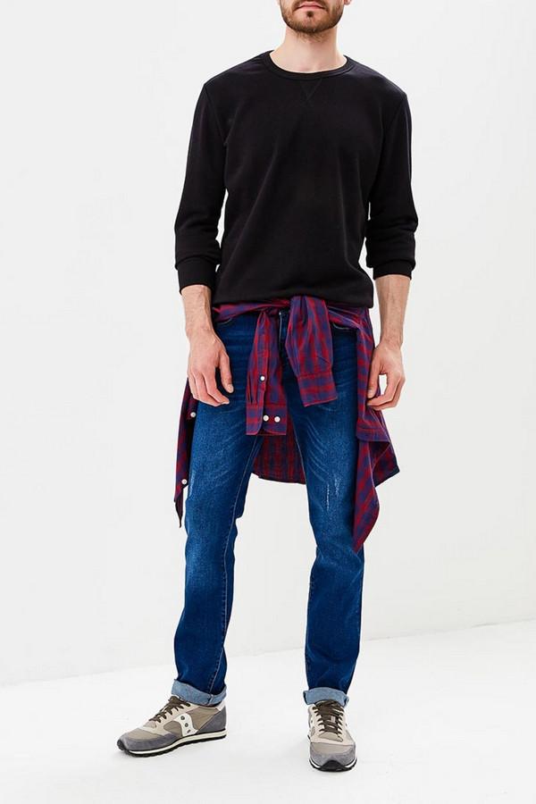 Джинсы MoskoДжинсы<br>Мужские джинсы, высокая комфортная посадка ,на молнии. Модель Regular fit. Длина L 34 (на рост 175-185)