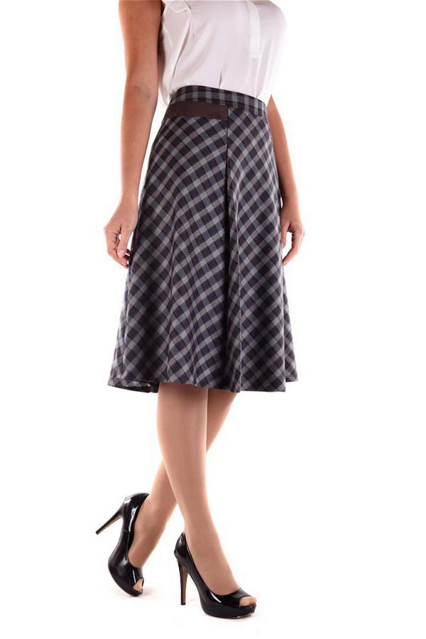 женская юбка olbe, разноцветная