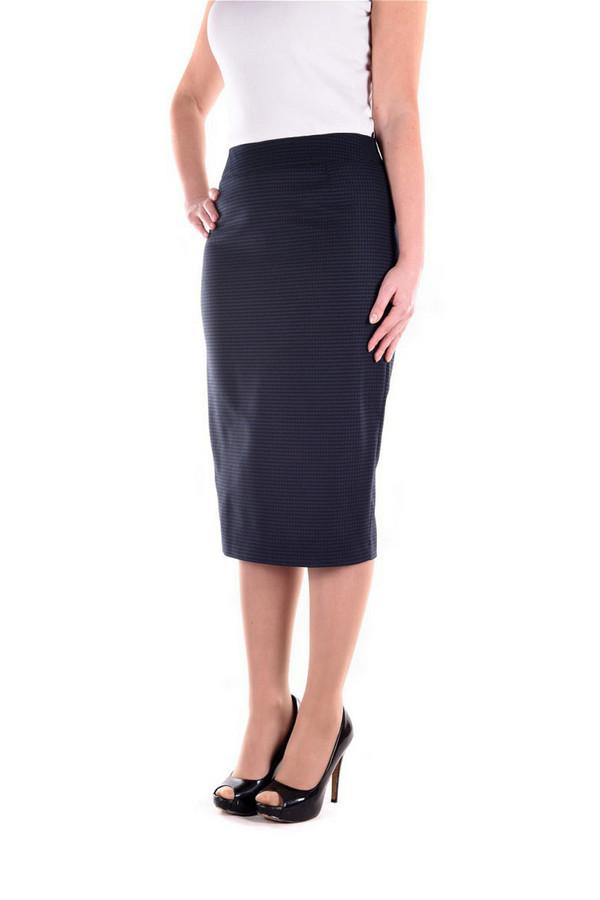 женская юбка olbe, синяя
