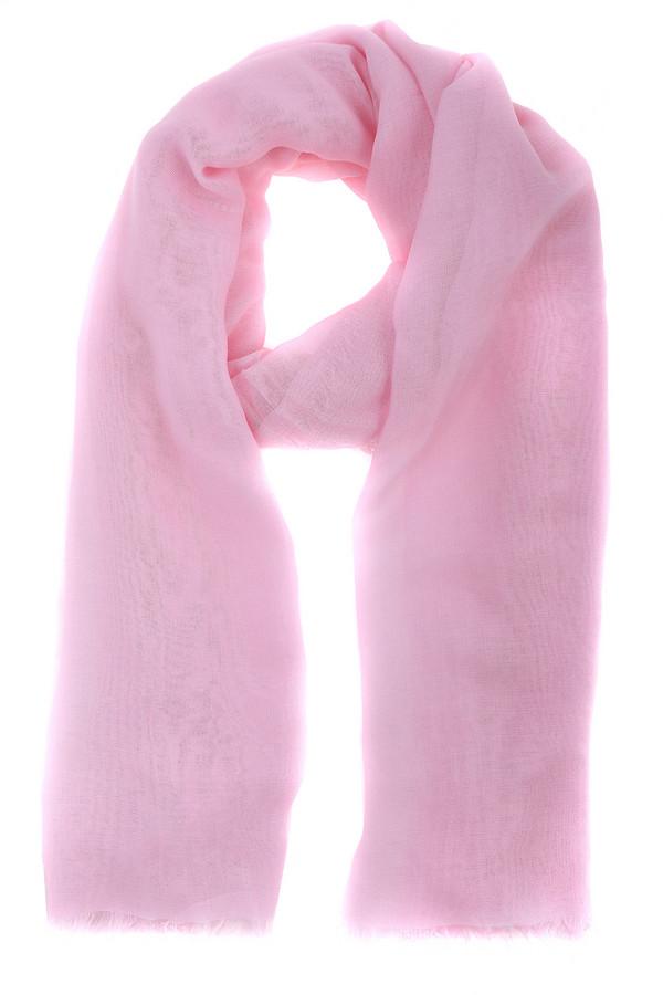 Шарф PezzoШарфы<br>Стильный женский шарф светло-розового пастельного оттенка. Это шарф от бренда Pezzo. По краям изделие с бахромой. Изготовлен он из 100% вискозы. Такой цвет освежит любой образ, как повседневный, так и строгий.<br><br>Размер RU: один размер<br>Пол: Женский<br>Возраст: Взрослый<br>Материал: вискоза 100%<br>Цвет: Золотистый