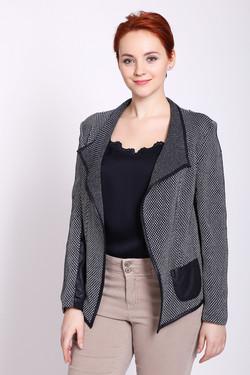 Жакет Lebek, цвет Серый, размер 52RU